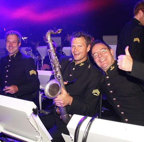Orkest Koninklijke Luchtmacht o.l.v. Majoor Patrick Curfs, Nederland